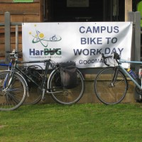 Cycle to Work Day -  Wed. 17th April