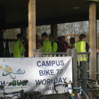 Cycle to Work Day 2015