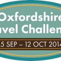 Oxfordshire Travel Challenge 2014