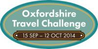 Oxfordshire Travel Challenge - Start Now!